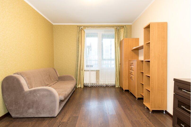 2-комн. квартира, 78 кв.м. на 6 человек, улица Игоря Мерлушкина, 1, Красногорск - Фотография 7