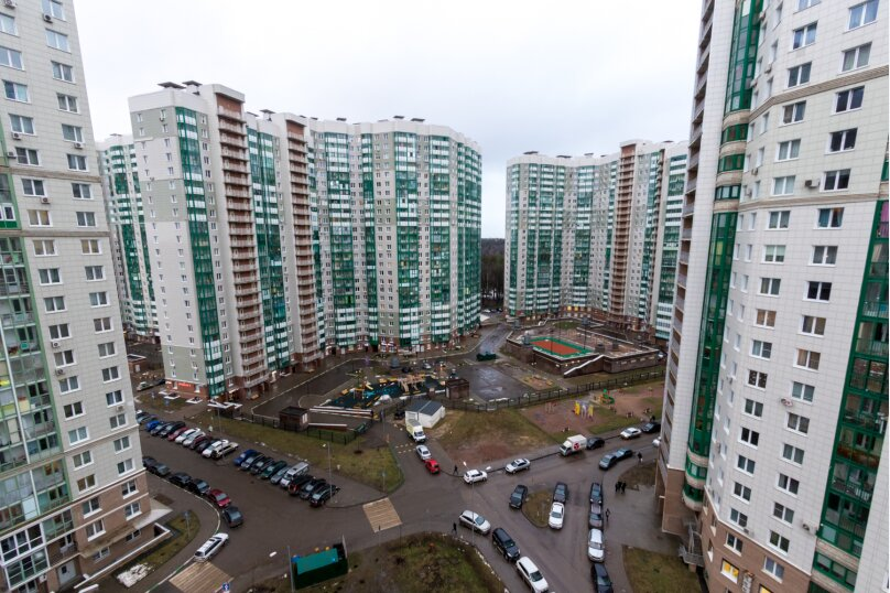 2-комн. квартира, 78 кв.м. на 6 человек, улица Игоря Мерлушкина, 1, Красногорск - Фотография 13