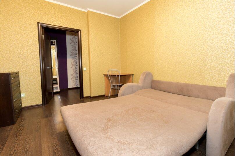 2-комн. квартира, 78 кв.м. на 6 человек, улица Игоря Мерлушкина, 1, Красногорск - Фотография 14