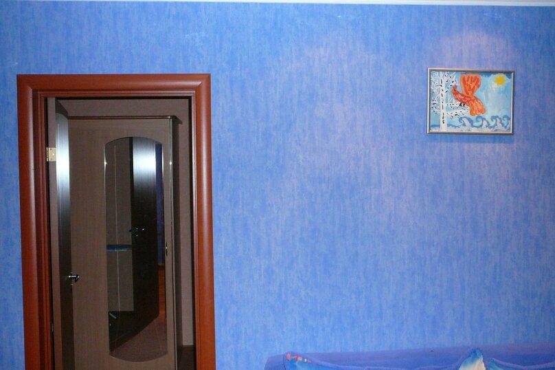 2-комн. квартира, 48 кв.м. на 4 человека, Заводская улица, 2, Тюмень - Фотография 4