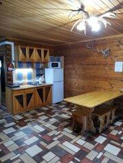 Охотничий дом, 63 кв.м. на 6 человек, 3 спальни, Красный ключ, 52, Байкальск - Фотография 1