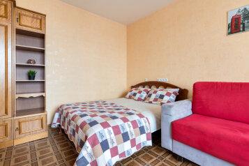1-комн. квартира, 39 кв.м. на 4 человека, проспект Энгельса, 132, Санкт-Петербург - Фотография 1