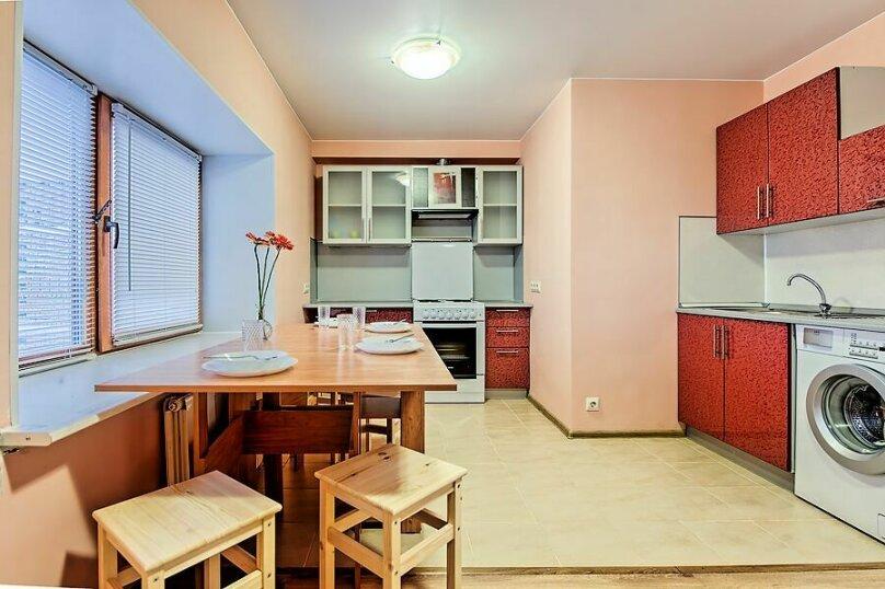 2-комн. квартира на 5 человек, Фермское шоссе, 32, Санкт-Петербург - Фотография 5