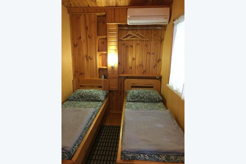 Квартира на 2-х в частном секторе, недалеко от пляжа., 16 кв.м. на 2 человека, 1 спальня, улица Ленина, 48, Алупка - Фотография 14