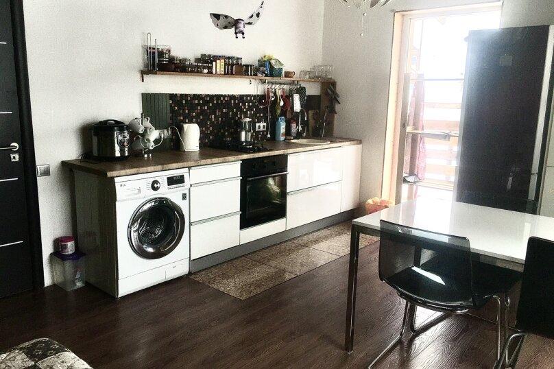 Дом - апартаменты с мезонином , 65 кв.м. на 4 человека, 1 спальня, Озёрная улица, 8, Аскат - Фотография 21