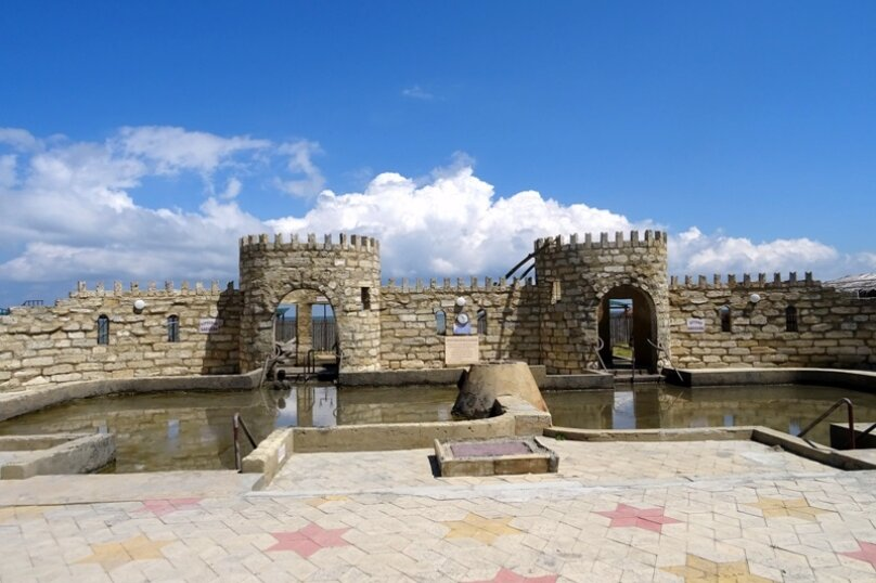 Замок АЗОВ, Калабадка, 60 на 60 номеров - Фотография 19
