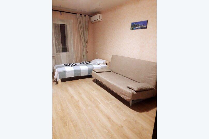 1-комн. квартира, 42 кв.м. на 2 человека, 5-я просека, 101, Самара - Фотография 1