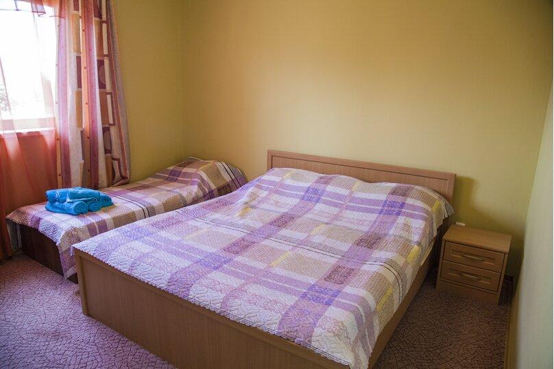 Комната с кухонной зоной для семьи из 4 человек, улица Слесова, 117/2, Благовещенская - Фотография 1