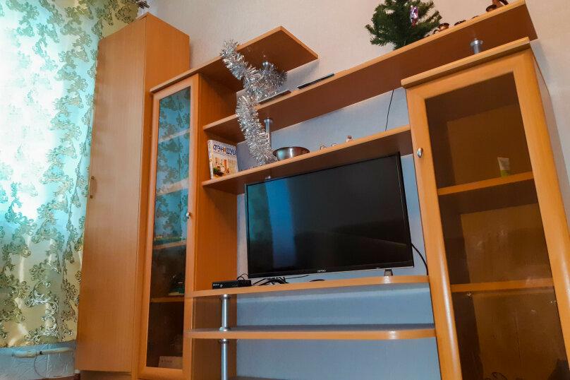 1-комн. квартира, 37 кв.м. на 3 человека, Олимпийская улица, 46, Кировск - Фотография 10