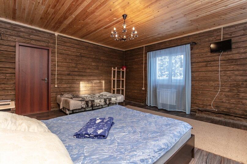 Дом в Шерегеше по ул. Хвойная , 220 кв.м. на 16 человек, 6 спален, улица Хвойная, 42, Шерегеш - Фотография 17