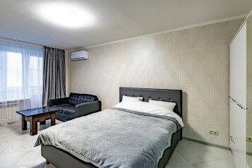 1-комн. квартира, 34 кв.м. на 4 человека, улица Трёхгорный Вал, 20, Москва - Фотография 1