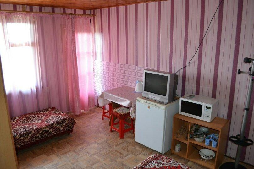 1-комн. квартира, 15 кв.м. на 3 человека, Гурзуфское шоссе, 14, Гурзуф - Фотография 8
