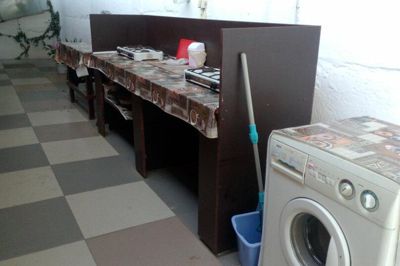 1-комн. квартира, 15 кв.м. на 3 человека, Гурзуфское шоссе, 14, Гурзуф - Фотография 12