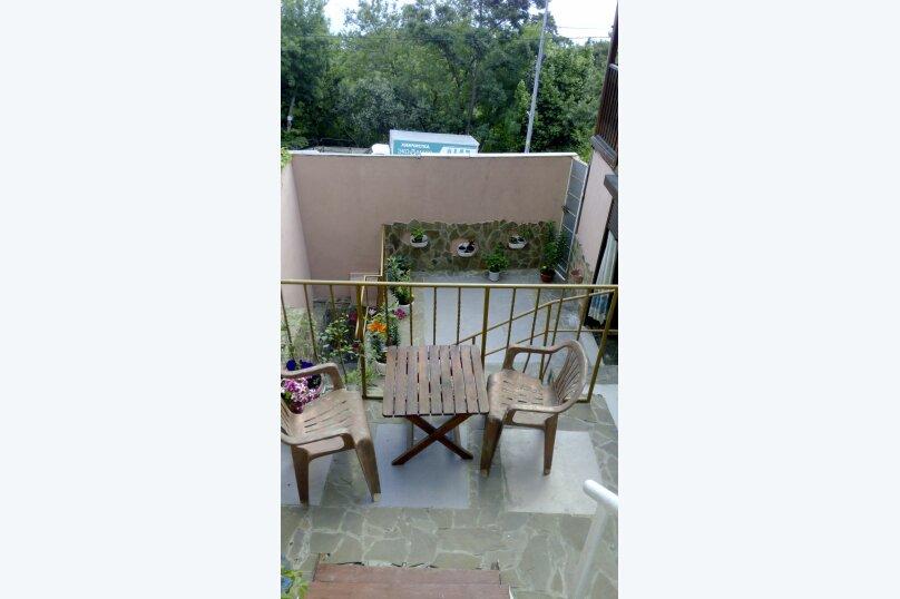 1-комн. квартира, 15 кв.м. на 3 человека, Гурзуфское шоссе, 14, Гурзуф - Фотография 13