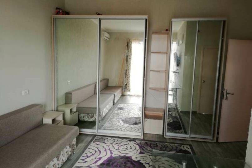 Стандарт 2х комнатный плюс на третьем этаже., Октябрьская, 6Б, Заозерное - Фотография 1