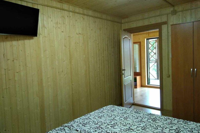 Дом №3, 40 кв.м. на 4 человека, 2 спальни, улица Святого Георгия, 23, Витязево - Фотография 5