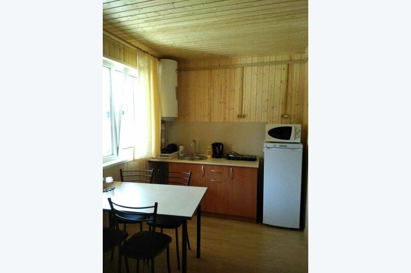Дом №3, 40 кв.м. на 4 человека, 2 спальни, улица Святого Георгия, 23, Витязево - Фотография 8