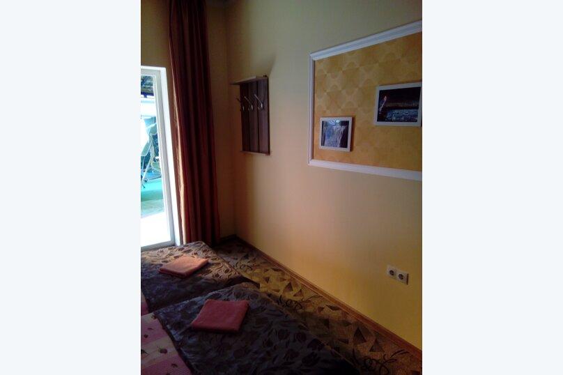 2-х местный на 1 эт Комфорт, улица Разина, 46А, Лоо - Фотография 1