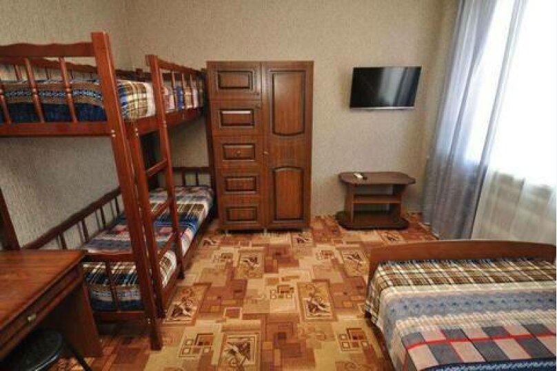 2-х комнатные 4−6-ти местные номера «Стандарт», улица Горького, 53, Витязево - Фотография 7