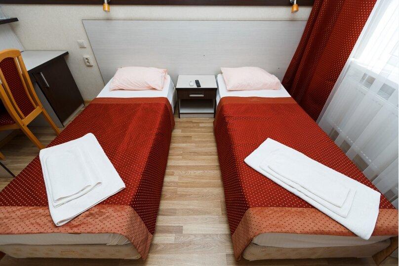 Двухместный номер с 2 отдельными кроватями, улица Гоголя, 111, Мостовской - Фотография 1