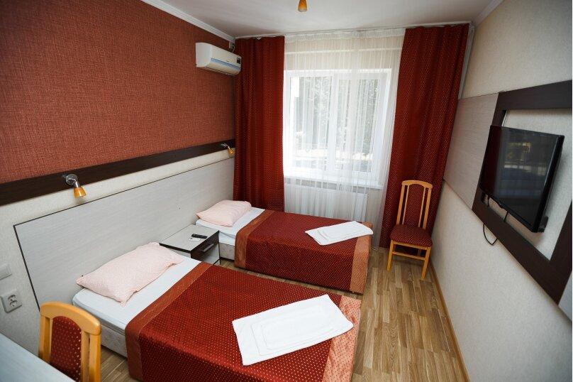 Двухместный номер с 2 отдельными кроватями, улица Гоголя, 111, Мостовской - Фотография 2