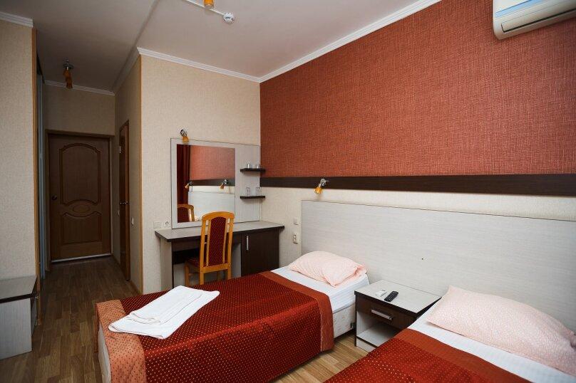 Двухместный номер с 2 отдельными кроватями, улица Гоголя, 111, Мостовской - Фотография 4