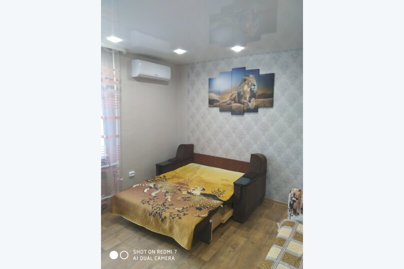 1-комн. квартира, 22 кв.м. на 3 человека, Ялтинская улица, 17, Алушта - Фотография 3