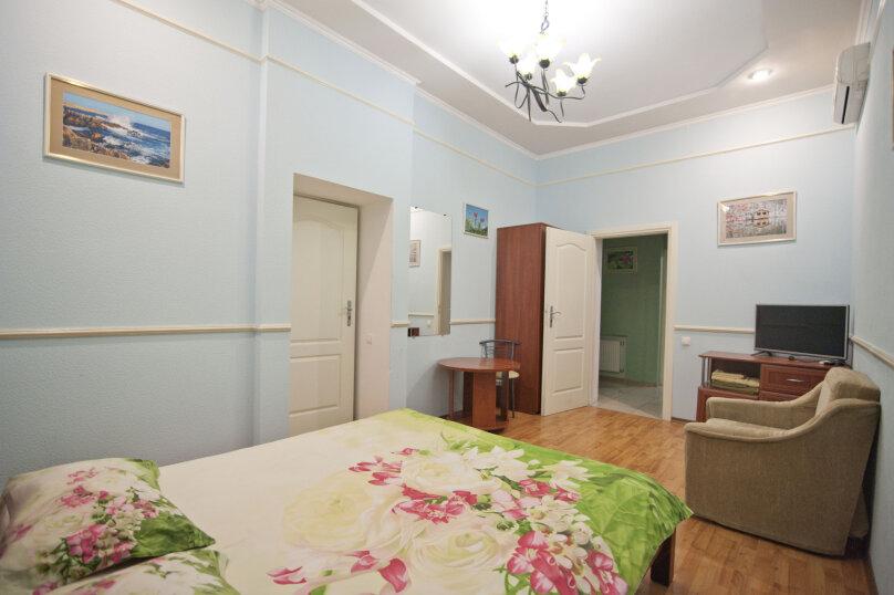 Дом на 12 человек со своим двором в центре Ялты на ул. Боткинская , 115 кв.м. на 12 человек, 4 спальни, Боткинская улица, 23, Ялта - Фотография 7
