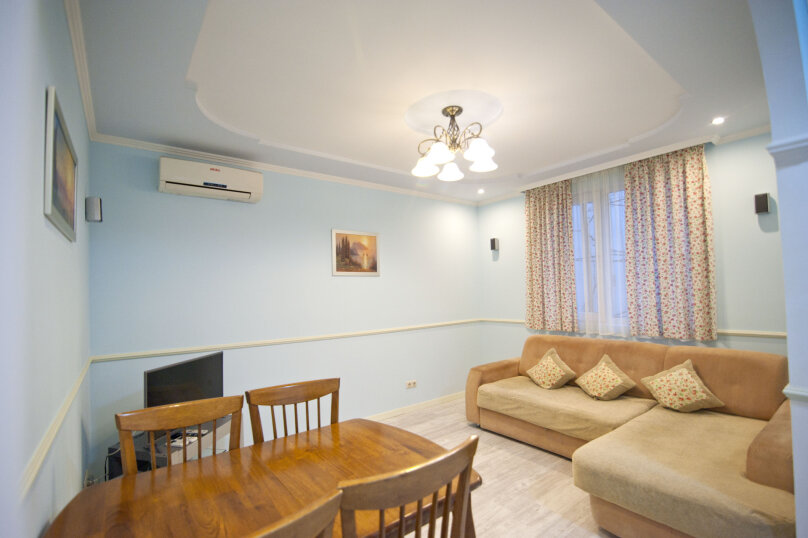 3-комн. квартира, 60 кв.м. на 6 человек, улица Чехова, 13, Ялта - Фотография 4