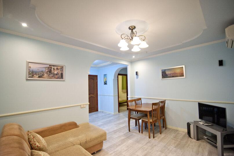 3-комн. квартира, 60 кв.м. на 6 человек, улица Чехова, 13, Ялта - Фотография 5