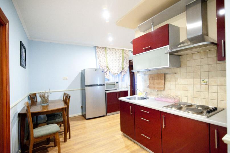 3-комн. квартира, 60 кв.м. на 7 человек, улица Чехова, 13А, Ялта - Фотография 4