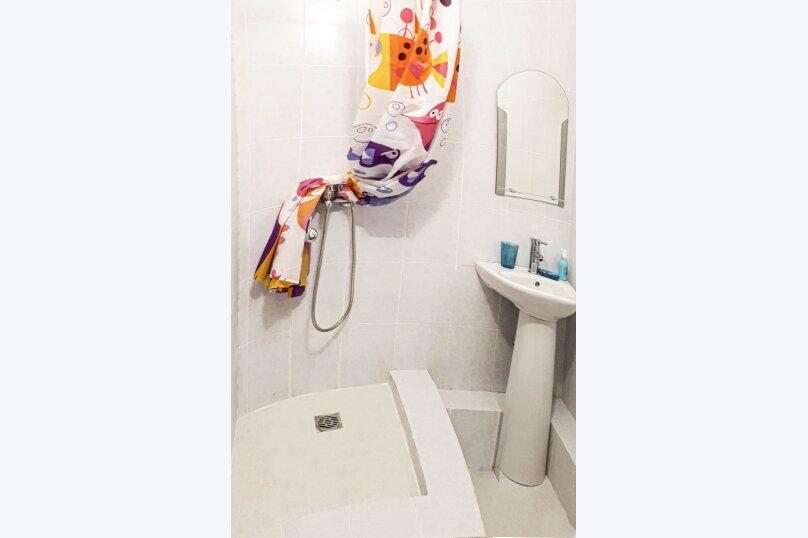 1-комн. квартира, 14 кв.м. на 2 человека, проспект Дзержинского, 240, Новороссийск - Фотография 7