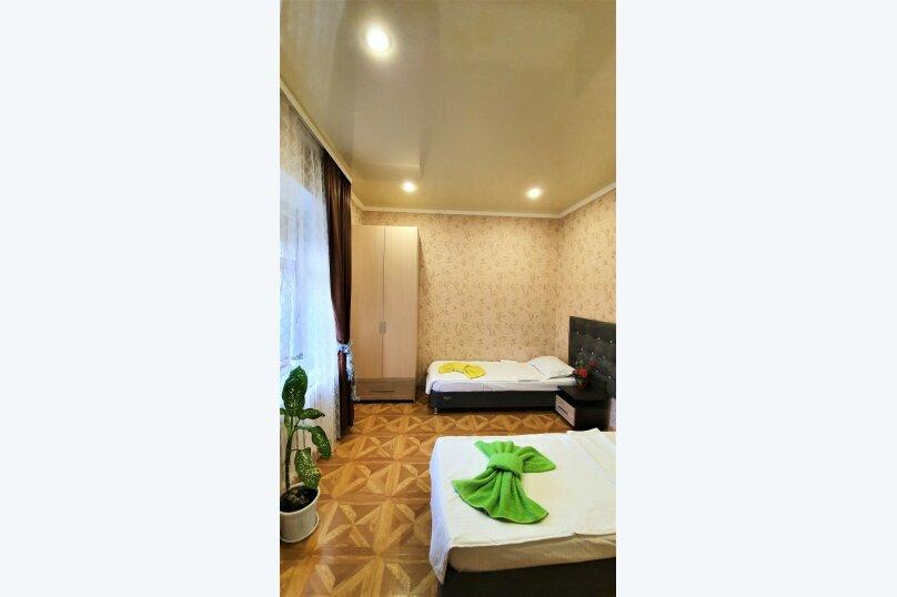 Двухместный номер с 1 большой или 2 раздельными кроватями, улица Академика Павлова, 8, Пятигорск - Фотография 1