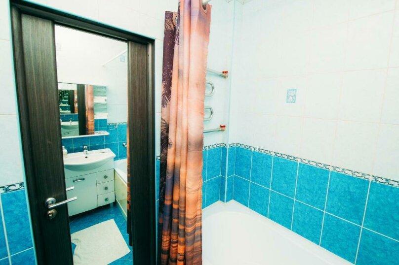 2-комн. квартира, 55 кв.м. на 4 человека, проспект Маршала Жукова, 88, Волгоград - Фотография 16