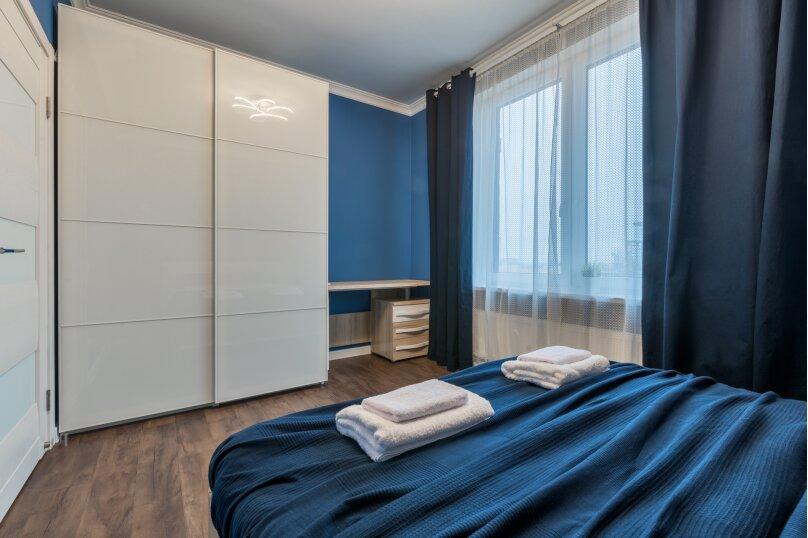 2-комн. квартира, 49 кв.м. на 5 человек, Парфёновская улица, 5, Санкт-Петербург - Фотография 4