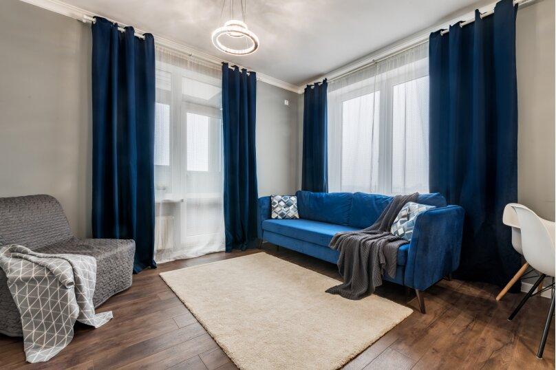2-комн. квартира, 49 кв.м. на 5 человек, Парфёновская улица, 5, Санкт-Петербург - Фотография 9