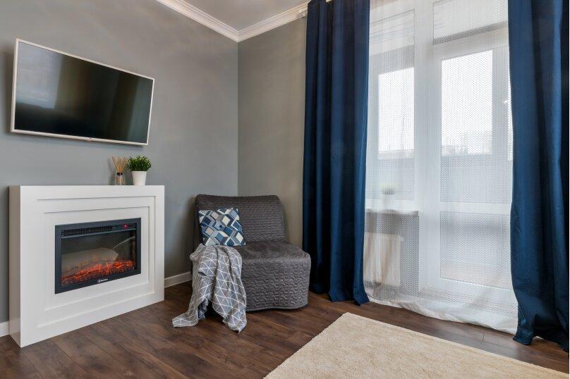 2-комн. квартира, 49 кв.м. на 5 человек, Парфёновская улица, 5, Санкт-Петербург - Фотография 11