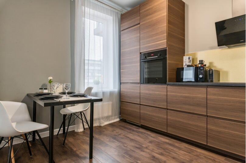 2-комн. квартира, 49 кв.м. на 5 человек, Парфёновская улица, 5, Санкт-Петербург - Фотография 12