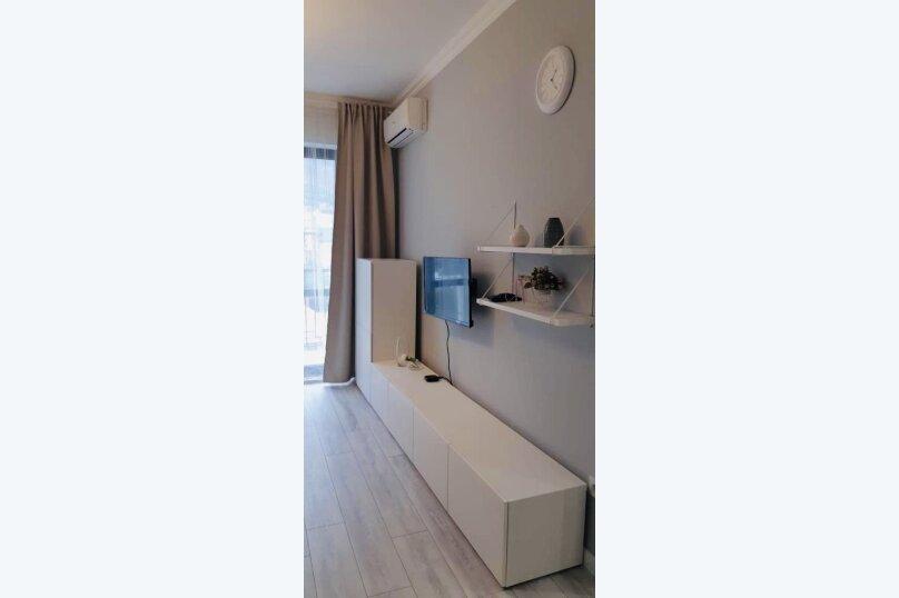 1-комн. квартира, 42 кв.м. на 5 человек, улица Луначарского, 116, Геленджик - Фотография 8