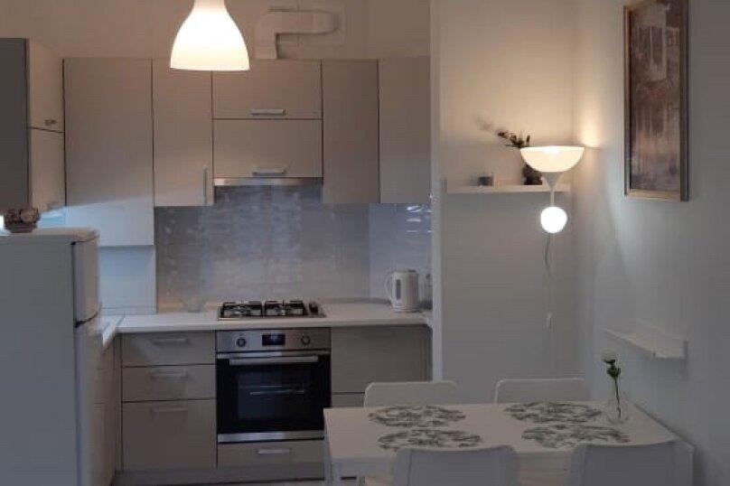 1-комн. квартира, 42 кв.м. на 5 человек, улица Луначарского, 116, Геленджик - Фотография 14