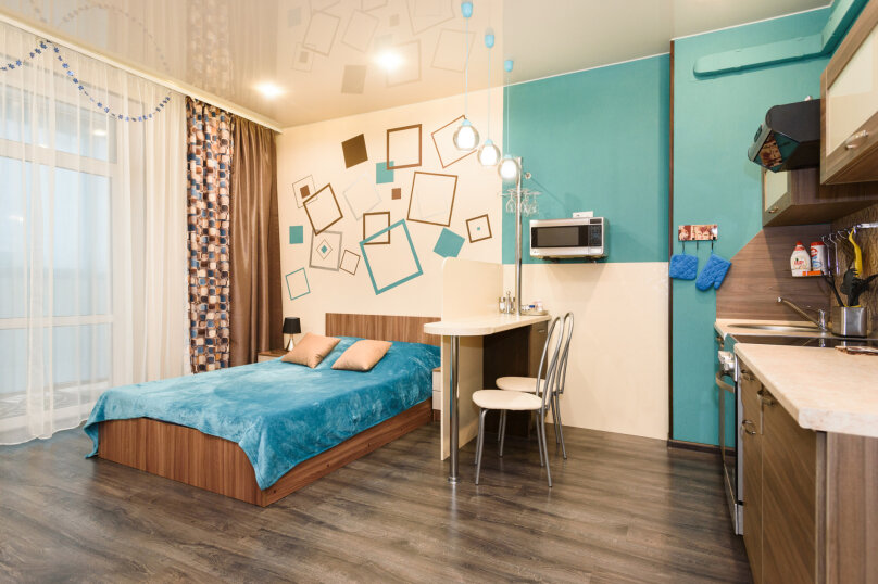 Апартаменты, улица Белинского, 30 на 3 комнаты - Фотография 35