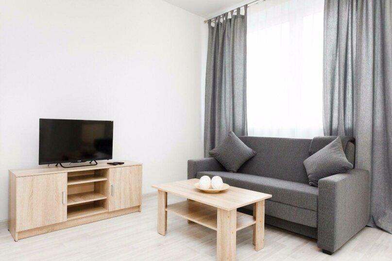Апартаменты, улица Белинского, 30 на 3 комнаты - Фотография 8