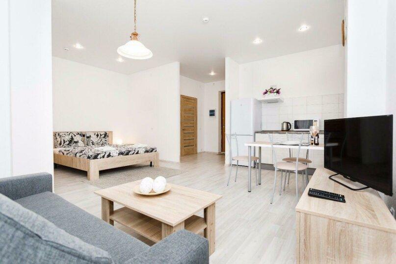 Апартаменты, улица Белинского, 30 на 3 комнаты - Фотография 10