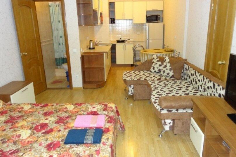 1-комн. квартира, 35 кв.м. на 5 человек, улица Ленина, 146, Коктебель - Фотография 11