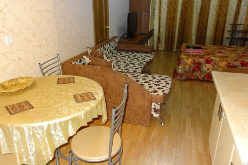 1-комн. квартира, 35 кв.м. на 5 человек, улица Ленина, 146, Коктебель - Фотография 14