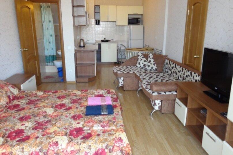 1-комн. квартира, 35 кв.м. на 5 человек, улица Ленина, 146, Коктебель - Фотография 16