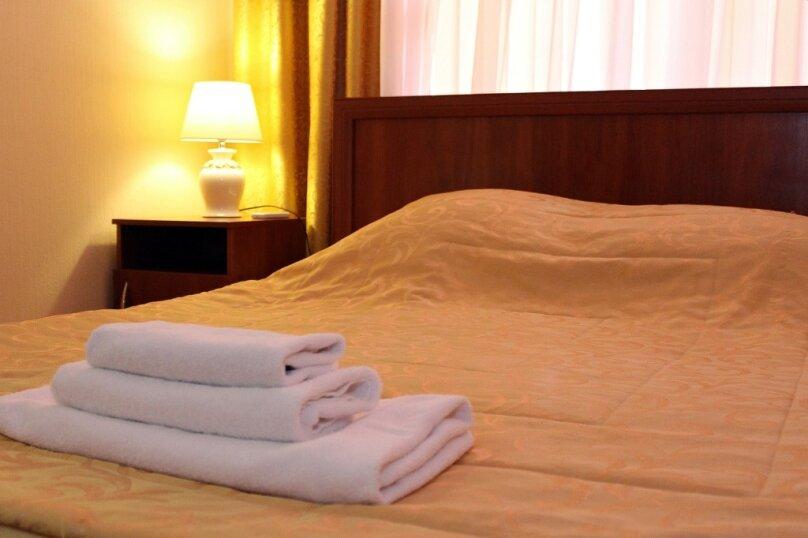 Стандарт 2-х местный с 2-х спальной кроватью, улица Пушкина, 10, Минеральные Воды - Фотография 1