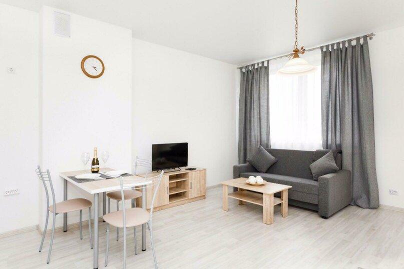 Апартаменты, улица Белинского, 30 на 3 комнаты - Фотография 28