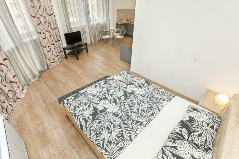 Апартаменты, улица Белинского, 30 на 3 комнаты - Фотография 21