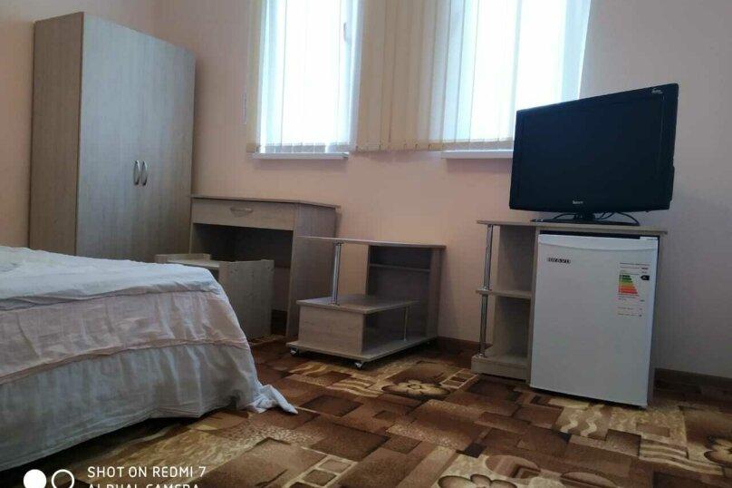 Двухкомнатный номер с ванной комнатой, СТ Мираж, Виноградная, Б1, посёлок Орловка, Севастополь - Фотография 7
